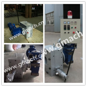 Plastic Recycling Pelletizing Machines and Granule Making Machine Screen Changer /Pelletizer Die Head pictures & photos