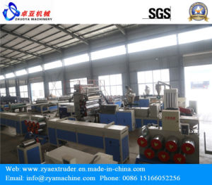 PP/Pet Plastic Rope String Production Line/Making Machine pictures & photos