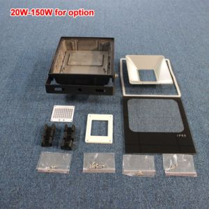 Aluminum Outdoor LED Flood Light Parts