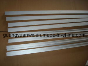 6061 6063 T5/T6 Anodized Aluminum Extruded Frame Profile pictures & photos