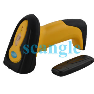 Cheapest! POS Handheld Laser Barcode Scanner/ Reader pictures & photos