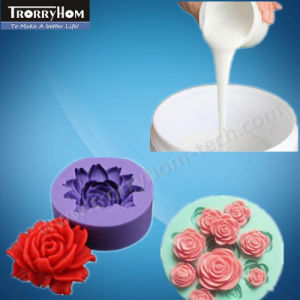 Condensation Silicone for Molding Candles in Celebration Party pictures & photos