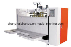 Corrugated Carton Box Stitcher/ Stapling Machine