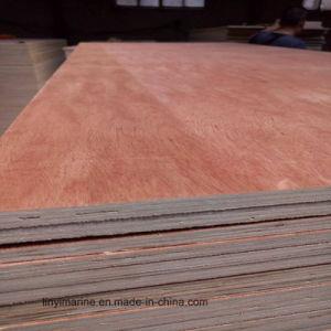 Bintangor/Okoume Face Veneer Plywood Commercial Plywood BB/CC Grade pictures & photos