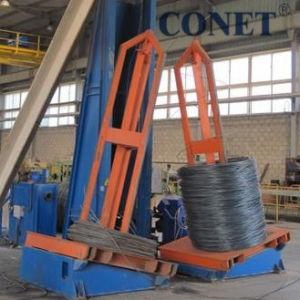 6 M/S High Speed Cold Rolled Ribbed Steel Wire Making Machine with CE and SGS Certificates pictures & photos