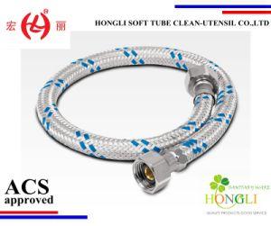 2120 Aluminium Braided Wash Basin Flexible Hoses pictures & photos