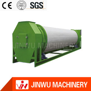 High Effective Wood Rotary Drum Dryer