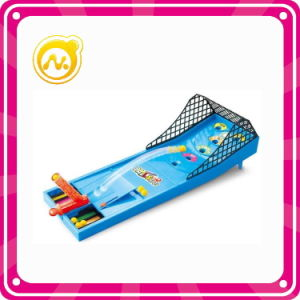 Mini Intelligent Plastic Toy Basketball Shooting Game pictures & photos