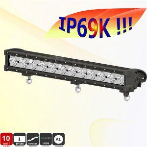 IP69k High Power Auto CREE LED Light Bar (WD-xN10)
