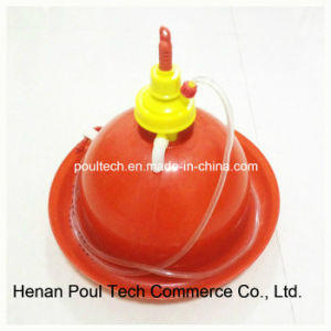 PE Material Automatic Plasson Chicken Drinker Equipment pictures & photos