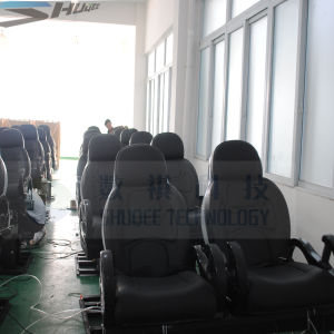 Luxury Fiber Glass 3dof 6dof Cinema Chair (SQY051)