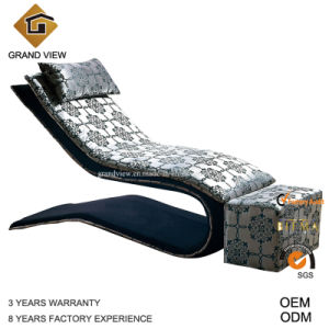Fabric Sofa Bed Chinese Furniture Chair (GV-BS553) pictures & photos