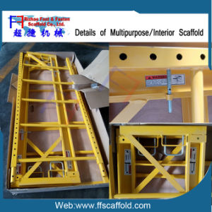 Steel Multipurpose Unit for Frame Scaffolding pictures & photos