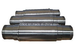 Max. Od 2m Support Roller Forged Shaft pictures & photos