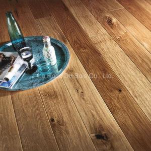 Hand Scraped Wood Flooring/Engineered Oak Floors/Wooden Parquet Flooring
