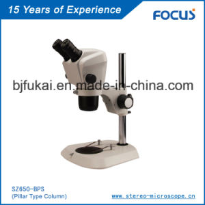 0.68-4.6 Zoom Stereo Microscope for Professional Factory pictures & photos