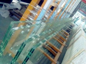 Clear Tempered Laminated Glass1