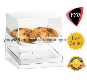 Newest Acrylic Pastries Display Case pictures & photos