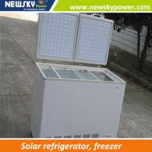 Best Sell Alibaba China 12V 24V Solar Refrigerator Fridge Freezer pictures & photos