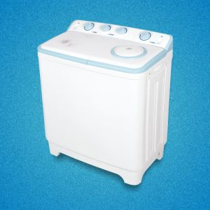 10kgs Top-Loading Blue Colorful Washing Machines for Wash and Dry
