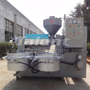 France Hot Selling Automatic Edible Oil Extruder