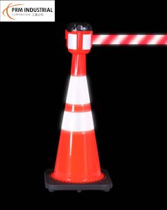 "Conepro 600 with Reflective Panels and 28""Traffic Cone with Reflective Collars pictures & photos"