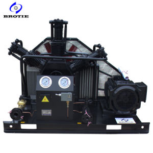Totally Oil-Free Nitrogen N2 Compressor Booster Pump for United States pictures & photos