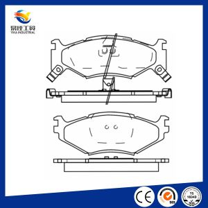 Hot Sale High Quality Brake Pad Manufacturers 4423812 pictures & photos
