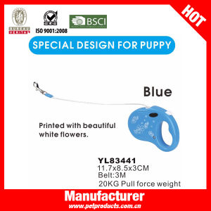 Spring Dog Leash, Nylon Dog Leash Material (YL83441) pictures & photos