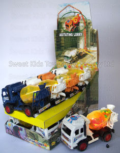 Light up Agitating Lorry Toy Candy (110529) pictures & photos