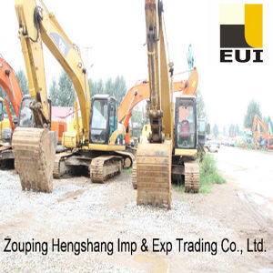 Used Cat/Caterpillar Crawler Excavator (320D)