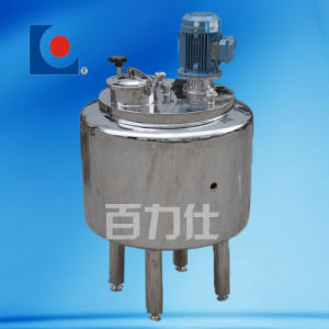 Paint Stainless Steel Mixing Tank pictures & photos