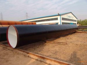 Corrosion Spiral Steel Pipe pictures & photos