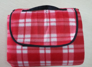 Polyester Fleece Camping Mat/Picnic Mat pictures & photos