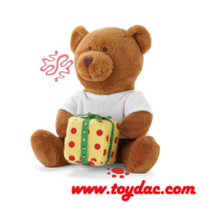 Plush Holiday Bear Gift pictures & photos