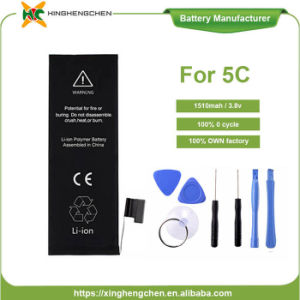 1560mAh Li-ion Mobile Phone Battery for iPhone 5s 5c Lithium-Ion Batteries pictures & photos