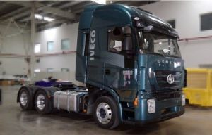 High Quality Saic Iveco Hongyan 390HP 6X4 Euro4 Truck Head/ Trailer Head /Tractor Truck Euro 4 pictures & photos