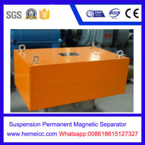Rcyb Suspension Permanent Magnetic Separator for Belt Conveyors pictures & photos