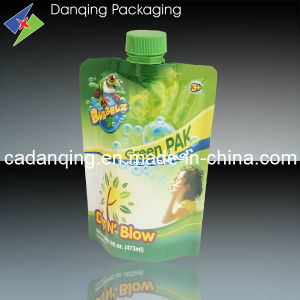 Beverage Packaging Bag, Plastic Pouch pictures & photos