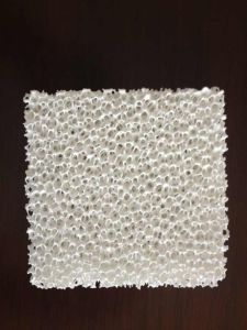 Alumina Foam Ceramic Filter for Foundry/Iron Casting/Molten Metal/ Alloy pictures & photos
