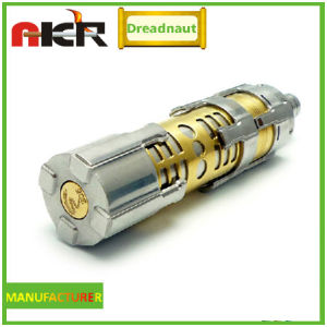 New Mechanical Mod Dreadnaut Mod Fit for 26650 Battery