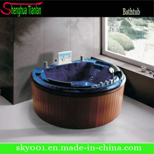 New Hot Indoor Massage Whirlpool SPA Bathtub (TL-327) pictures & photos