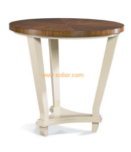 (CL-5511) Luxury Hotel Restaurant Villa Lobby Furniture Wooden Side Table pictures & photos