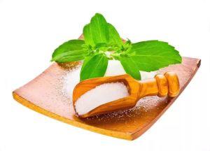 Zero Calorie Natural Sweetener Rebaudioside Herbal Plant Stevia Extract pictures & photos
