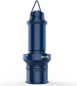 Electrical Vertical Submersible Axial (mixed) Flow Pump pictures & photos