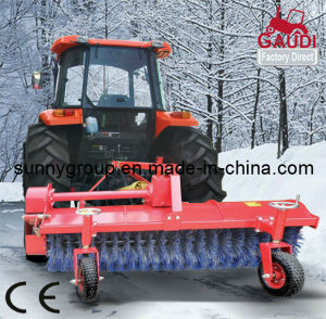 CE Approved Snow Sweeper (hot sale) pictures & photos