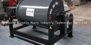 CT Midfielder (semimagnetic) Dry Drum Permanent Magnetic Separator / Dry Type Strong Magnetic Field pictures & photos