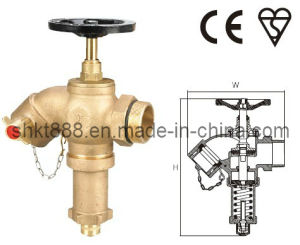 Fire Fighting Landing Valve pictures & photos