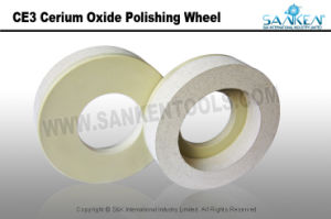 CE3 Cerium Oxide Polishing Wheel pictures & photos