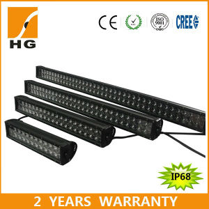 25 Inch 200W Forklift Double Row LED Light Bar pictures & photos